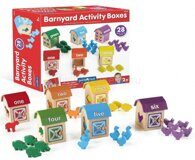 Сортер Guidecraft Barnyard Activity Boxes Ферма