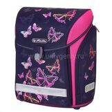 Ранец Herlitz MIDI NEW Rainbow Butterfly 50027538