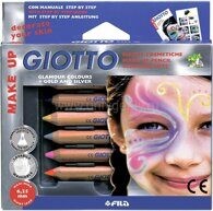 Карандаши для грима GIOTTO Make up Glamour Colours 6цв. 470800