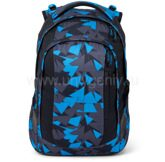Рюкзака ErgoBag Satch Sleek-Blue Triangle SAT-SLE-002-9D6