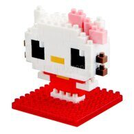 nanoblock Hello Kitty Kawaii